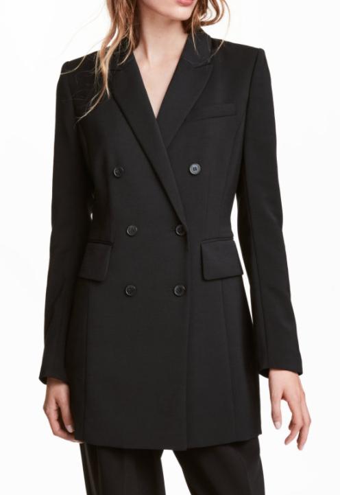 HM Long Jacket