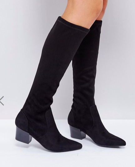ASOS CRUISE Knee Boots