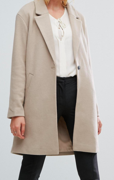 Selected Over sized Coat