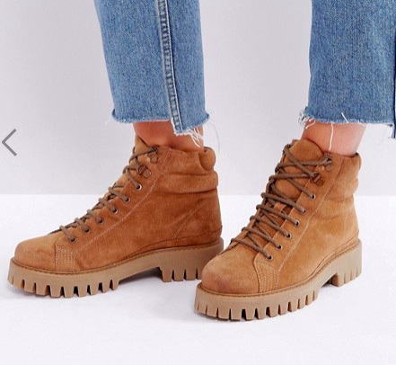 Superdry Military Boot