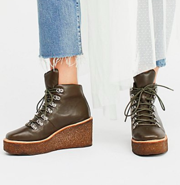 Jeffrey Campbell High Road Hiker Boot