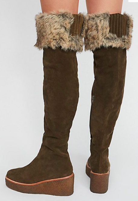 JEFFREY CAMPBELL Alps Over-The-Knee Boot
