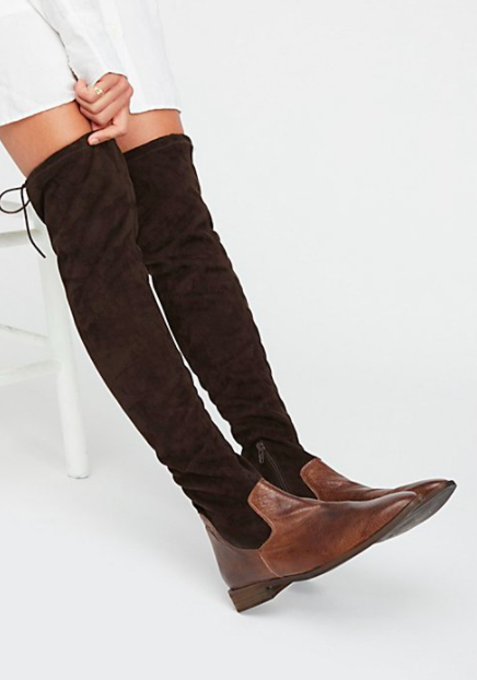FP Bicoastal Over The Knee Boot