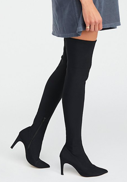 FP Paris Over-The-Knee Boot