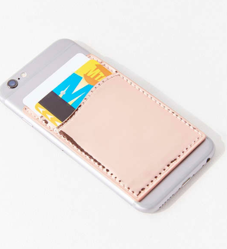 UO Phone Case Cardholder Wallet