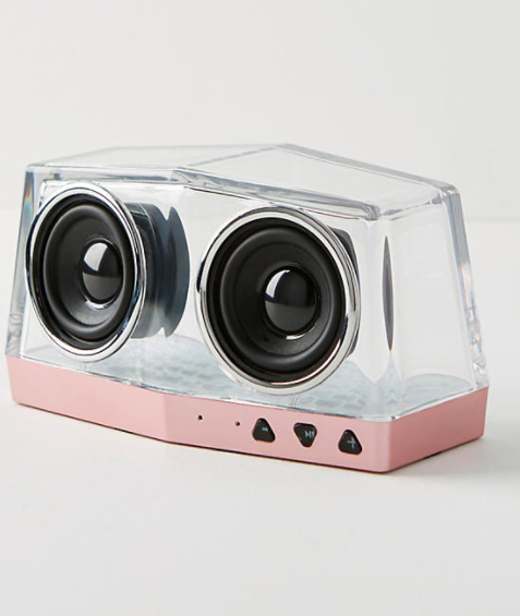 Vivitar Crystal Bluetooth Speaker