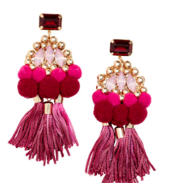 HM Tasseled Earrings