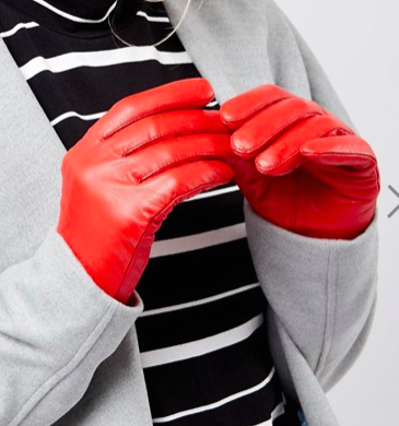 Weekday Leather Gloves