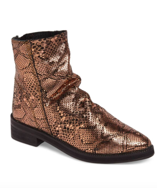 Amarone Slightly Slouchy Bootie FREE PEOPLE