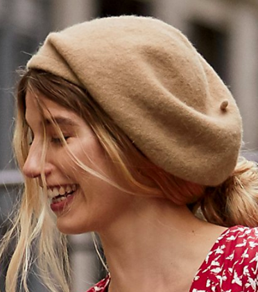 FP Bisous Slouchy Beret