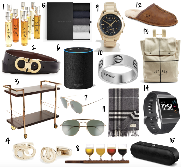 Valentine's Day Gift Guide For Him | TrufflesandTrends.com