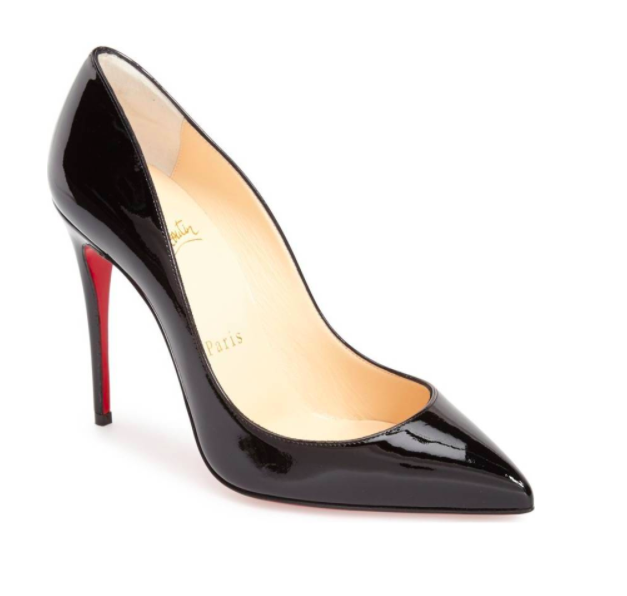 'Pigalle Follies' Pointy Toe Pump CHRISTIAN LOUBOUTIN