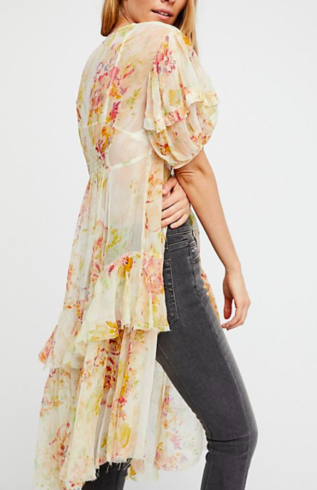 FP There For You Printed Tunic