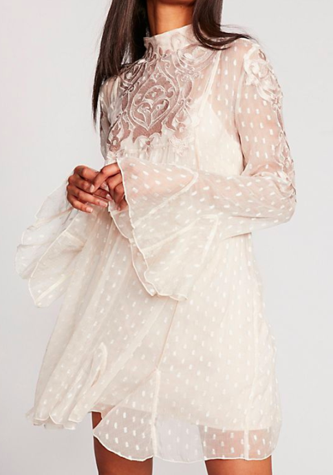 FP Coquette Mini Dress