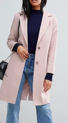 New Look Tailored Coat