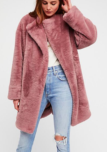 FP Rita Fur Coat
