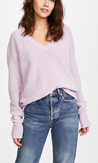 Marc Jacobs V Neck Sweater