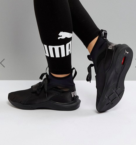 Puma Phenom Satin Training Sneakers