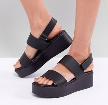 Steve Madden Rachel Flatform Sandals