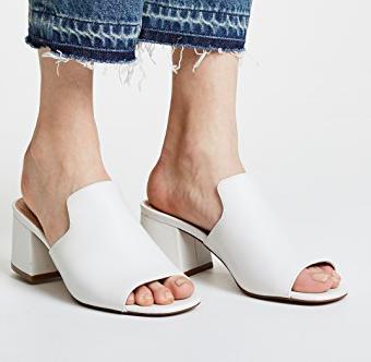 Steven Waze Block Heel Sandals