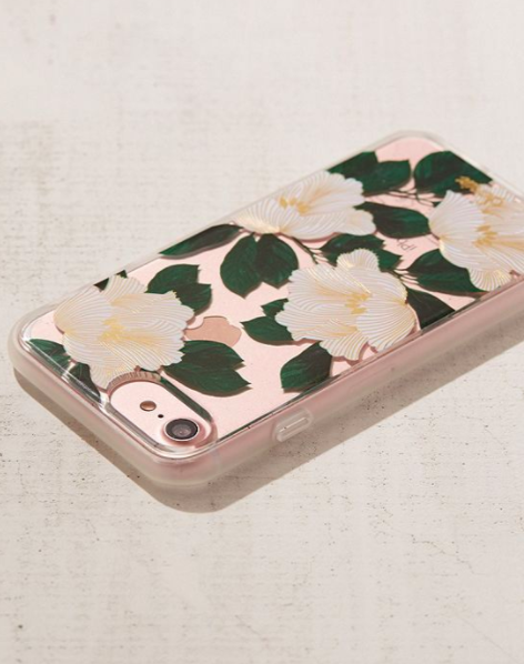 Sonix Tropical Floral Deco iPhone 8/7 Case