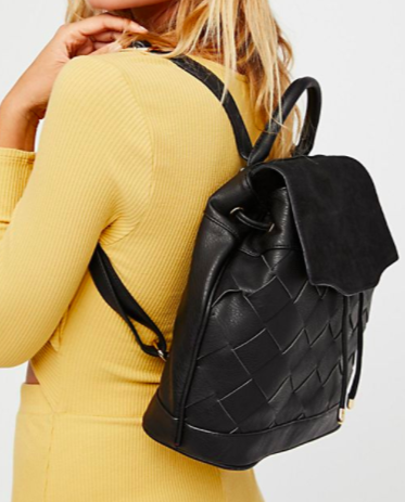 Modaluxe Clare Washed Backpack