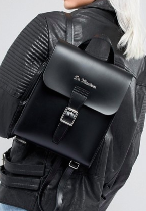 Dr Martens Mini Leather Backpack