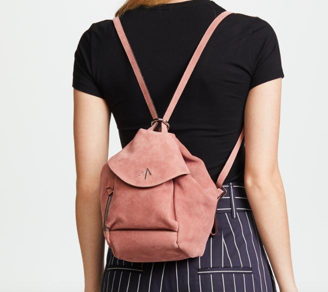 MANU Atelier Mini Fernweh Convertible Backpack