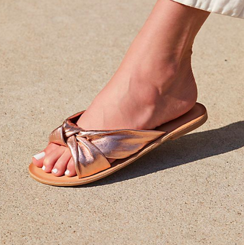 Jeffrey Campbell Sadie Slip On Sandal