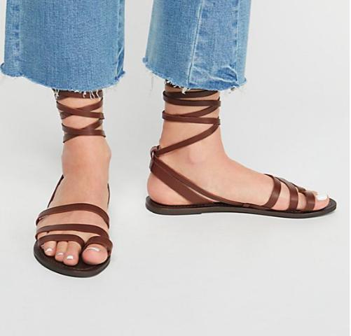FP Harpoon Wrap Sandal