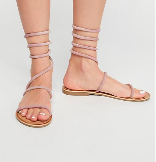 Havana Gladiator Sandal