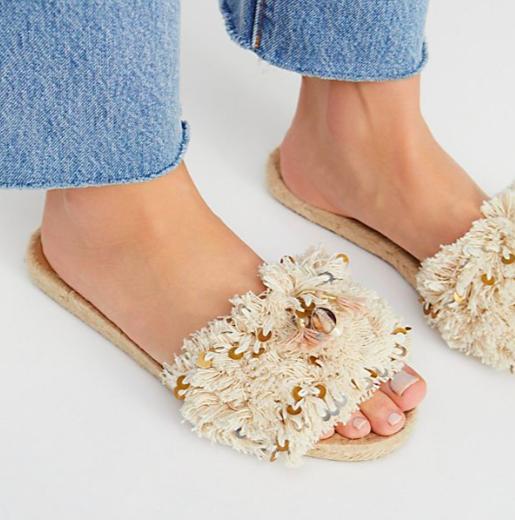 Z & L Jamaica Slide Sandal