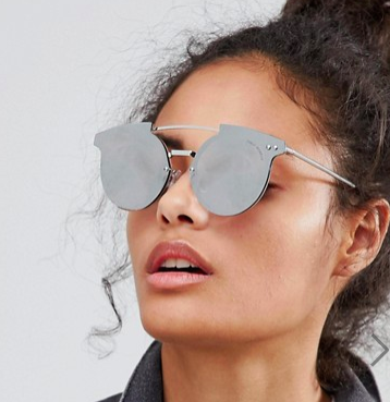 Cheap Monday Mirrored Sunglasses