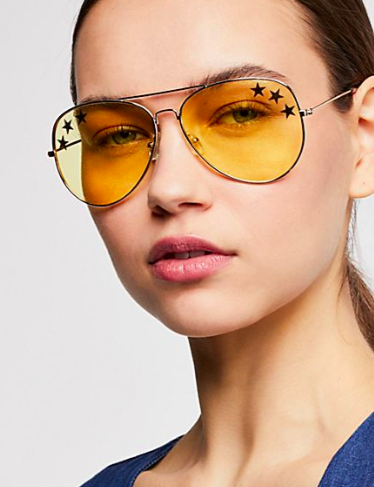 FP Shine Bright Aviator