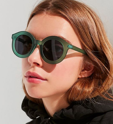 UO Fairfax Round Sunglasses