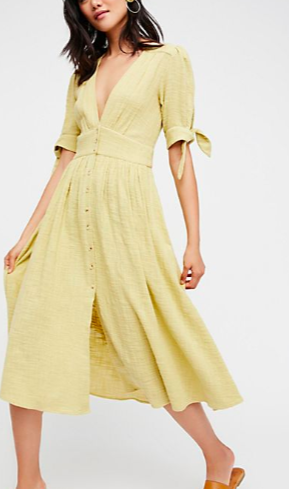 FP Love Of My Life Midi Dress