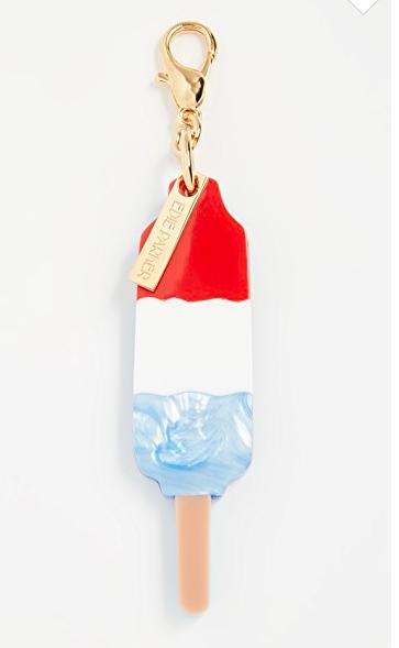 Edie Parker Firecracker Pop Charm