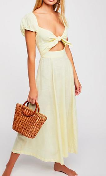 FP The Getaway Midi Dress
