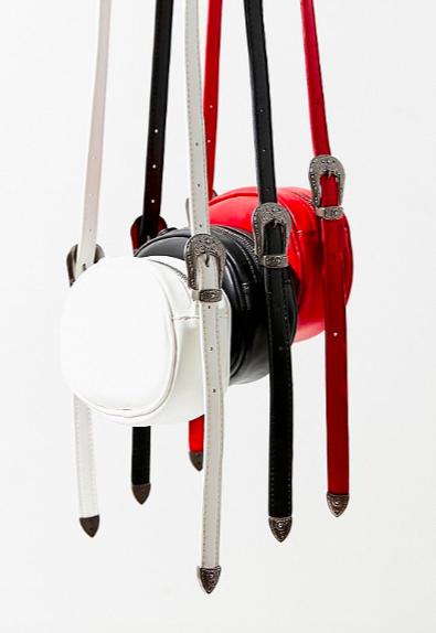 UO Mini Oval Crossbody Bag