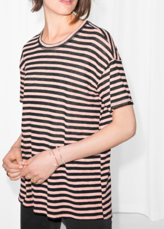 Stories Striped Shirt
