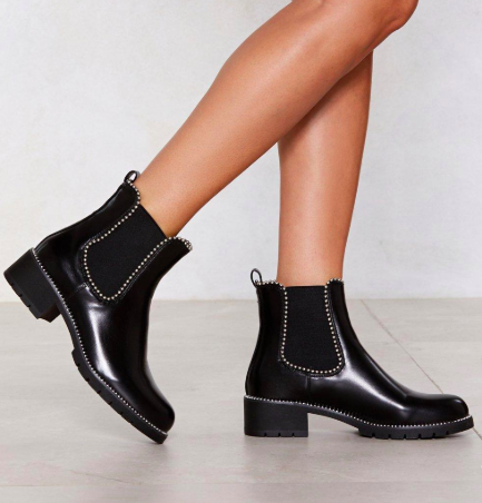 Nasty Gal Heading West Ankle Boot