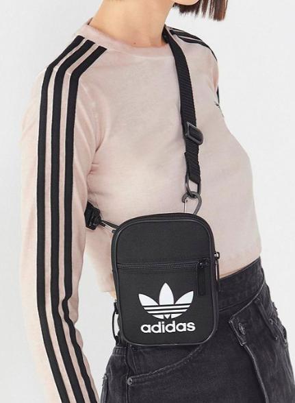 adidas Originals Trefoil Festival Crossbody Bag