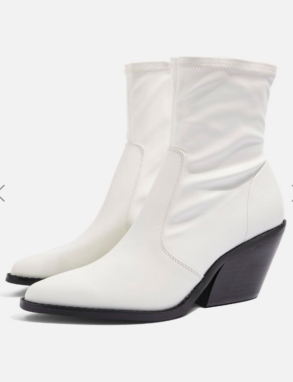 TOPSHOP Mission Ankle Boots