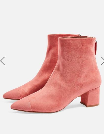 Tophop Bambi Toe Cap Boots