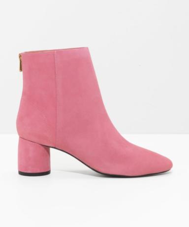Stories Cylinder Heel Boots