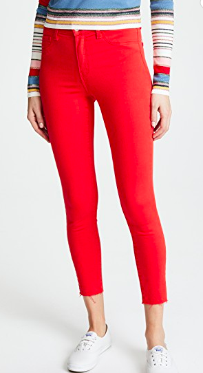 L'AGENCE Margot High Rise Skinny Jeans  L'AGENCE Margot High Rise Skinny Jeans