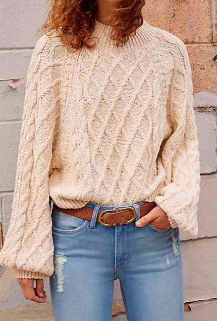 FP Parfait Pullover Sweater