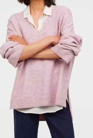 HM Fine-knit Sweater