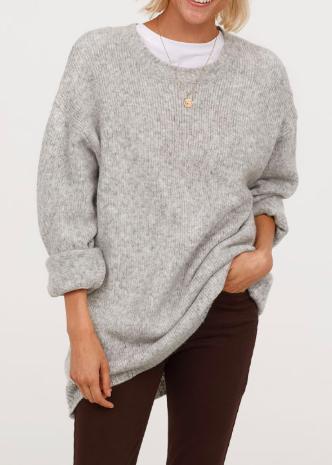HM Long Sweater