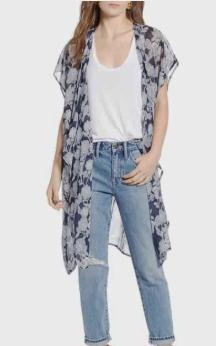 Kimono Vest TREASURE & BOND